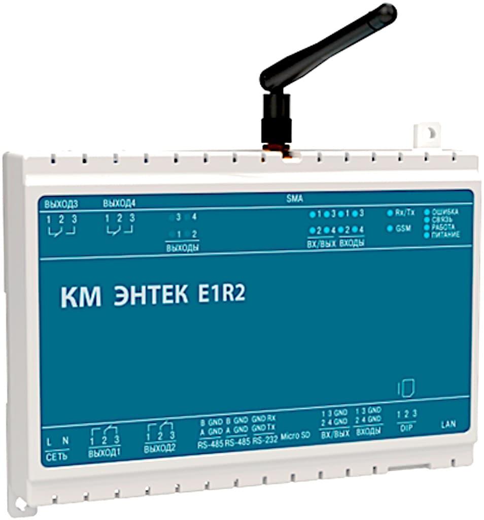 Контроллер КМ ЭНТЕК E1R2-G-P-01/24, фото 2