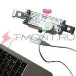 Устройство сопряжения оптическое УСО-2 ( USB 1.1/оптопорт ), фото 1