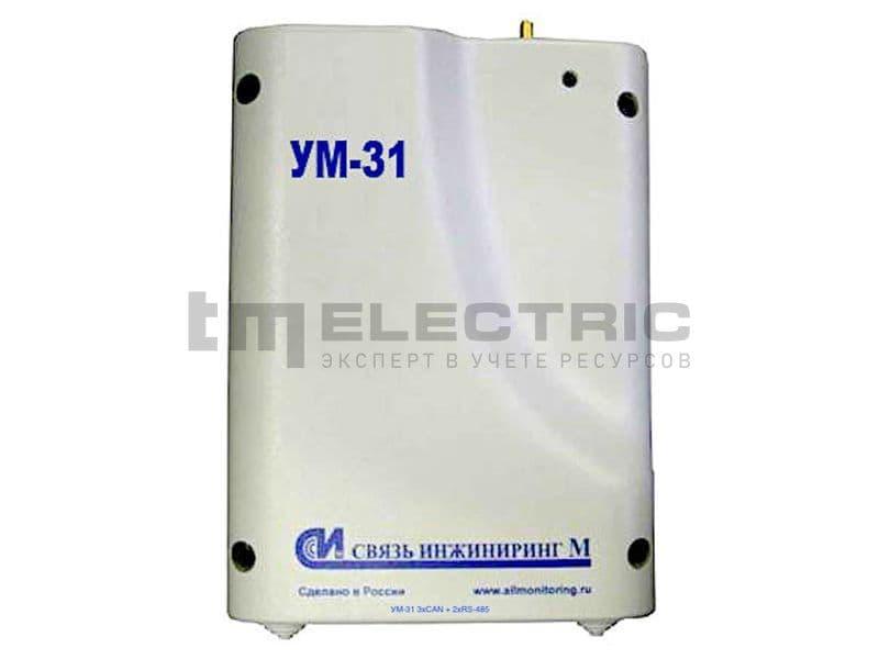 Устройство мониторинга УМ-31.4 (4 CAN.1 RS-485), фото 1