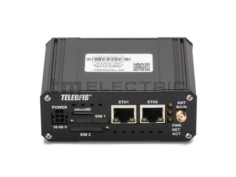 3G-роутер TELEOFIS RTU1068 v2, фото 3